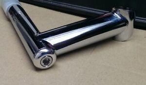 3T-Chromix-CrMo-Vorbau-1-034-Standard-100mm-0-25-4mm-Lenkerklemmung-NOS