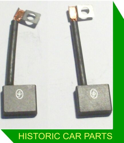 Dynamo 22258 Brushes for HUMBER New /'Hawk/' Series 1 /& IA 1958-60 replace 227305