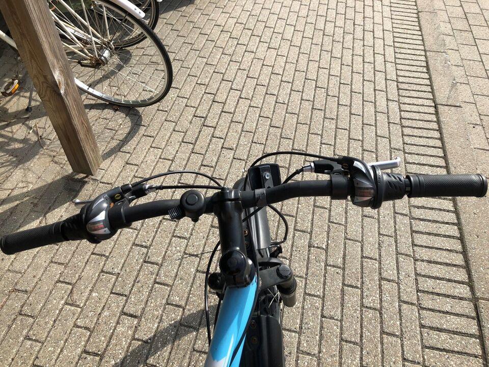 Pigecykel, mountainbike, Mustang