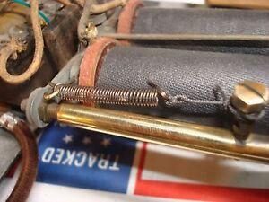 Western-Electric-telephone-ringer-box-subset-Bias-spring-634-534-653-Orginal