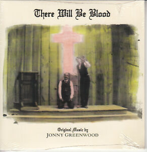 JONNY-GREENWOOD-There-Will-Be-Blood-2007-US-11-track-promo-CD-SEALED-Radiohead