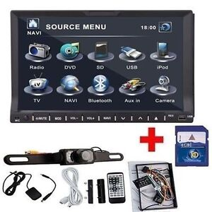 sony lens gps 7 hd double din car stereo radio dvd player. Black Bedroom Furniture Sets. Home Design Ideas