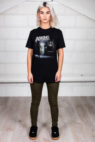 Officiel asking alexandria death to destiny unisexe t-shirt ne pas prier pour moi