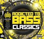 Addicted to Bass: Classics [Box] [PA] by Various Artists (CD, Oct-2011, 3 Discs, Ministry of Sound)