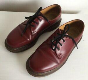 Dr Martens 1461 oxblood leather 3