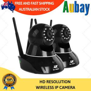 UL-TECH-Black-Security-Camera-HD-CCTV-Surveillance-Camera