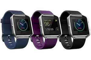 Fitbit Blaze Smart Fitness Watch, All Colors, All Sizes FB502