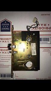 VINGCARD 2100 MORTISE LOCK CASE 4.5V AUTOMATIC DEADBOLT 5 left 5 right AS IS
