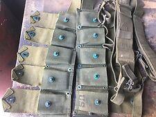 M1 Garand  Ammo Belt with Suspenders