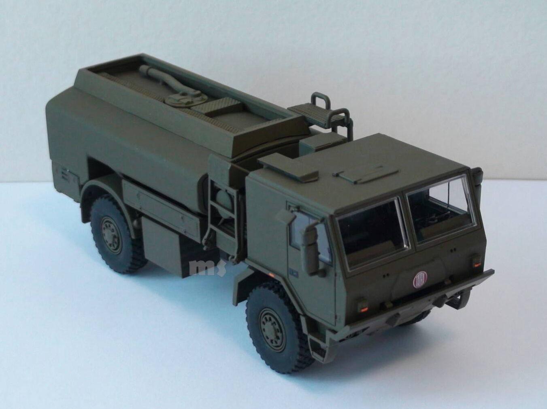 grandes precios de descuento Raras  1 1 1 43 Tatra T 815-7 4x4 Tanque De Combustible Relleno militar (). modelo todo-metal.  barato