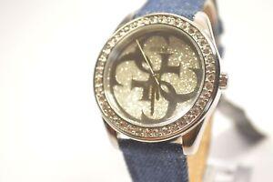 Guess-W0627L1-G-Twist-Silver-Dial-Denim-Strap-Ladies-Crystal-Watch