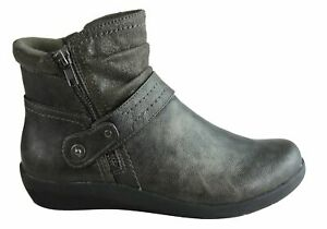 Brand-New-Planet-Shoes-Courtney-Womens-Comfortable-Ankle-Boots-With-Arch-Support