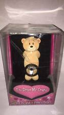 "Bad Taste Bears -The Secret World Of Pete's Bears ""You Drive Me Crazy"" Figurine"