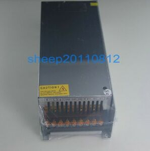 NEW-500W-0-200V-DC-Output-Adjustable-Switching-Power-Supply-CNC-WITH-CE