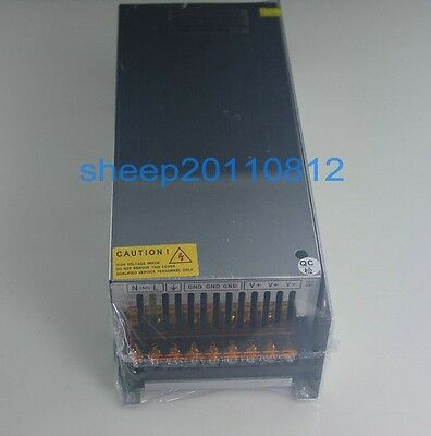 500W 72V 6.9A 200-240V INPUT Single Output Switching power supply for LED Strip