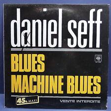 "MAXI 12"" DANIEL SEFF Blues machine blues SDC 11049 PROMO"
