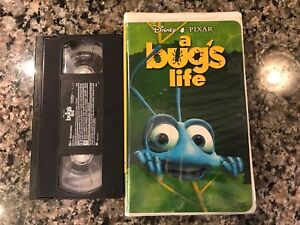 A Bug S Life Vhs 1998 Fantasy Antz Toy Store 2 Cars Bee Movie