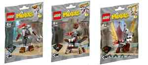 NEW LEGO MIXELS SERIES 7 - Complete Set - Knights
