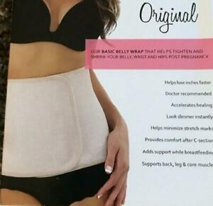 Belly-Bandit-Original-Postpartum-Belly-Wrap-M-Nude-Shrink-Tighten-Control-Shaper