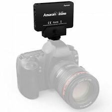 Aputure Amaran AL-M9 Mini LED Video Light Lamp for DSLR Camera DV Camcorder D7J2