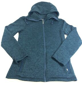 Roxy-Zip-Up-Hoodie-Women-Size-M-Medium