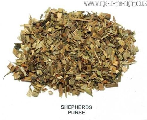 SHEPHERDS PURSE Magical Dried Herb ~ Prosperity//Protection//Healing ~ Witchcraft