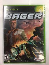 Yager (Microsoft Xbox, 2004) Original Factory Sealed