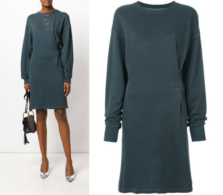 NWT etoile Isabel marant fanley sweatshirt dress size 36 36 36 19c919
