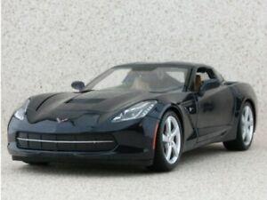 CHEVROLET Corvette Stingray - 2014 - Nightbluemetallic - Maisto 1:18