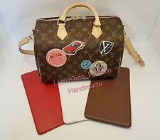 Bag Base Shaper Einlegeboden Für Tasche SPEEDY 30, Red/Rot