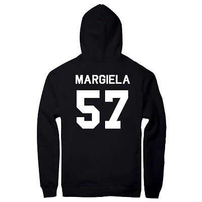 KINGS NY MARGIELA TEAM PULLOVER HOODIE  L-2XL Gold TISCI 57 SWAG TUMBLR