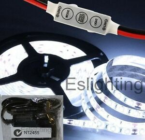 1M-FLEXIBLE-12V-3528-DIMMABLE-WATERPROOF-LED-STRIP-LIGHT-LED-DRIVER-STRIPLIGHT