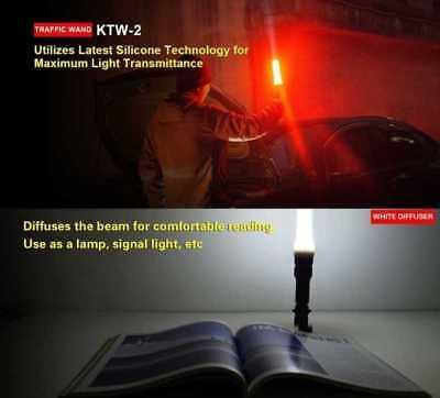 Diffusor Für Xt11s Und Xt11gt Verantwortlich Warnstab Aufsatz Weitere Lampen Mit 35-40 Ø Moderater Preis