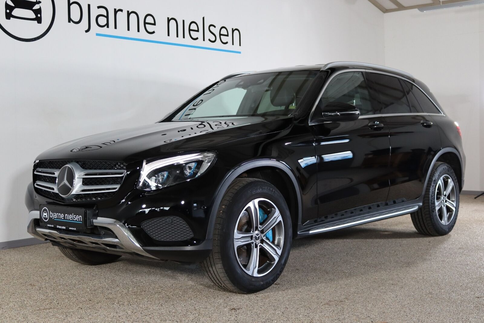 Mercedes GLC350 e 2,0 aut. 4Matic