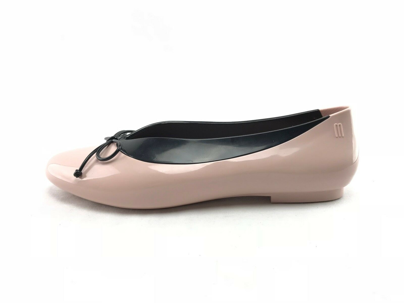 Melissa Just Dance Women's Pink Slip On 6 Rubber Dance Shoes US 6 On B250 a5338d