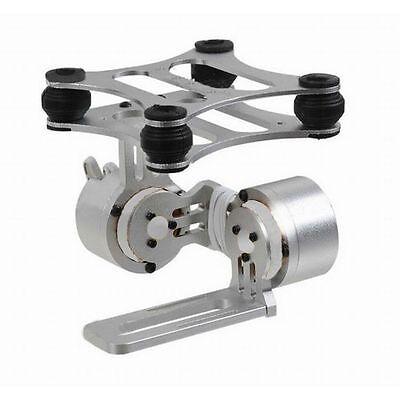 DJI Phantom CNC Metal Alloy Brushless Camera Gimbal PTZ For Gopro 3 2 FPV Aerial