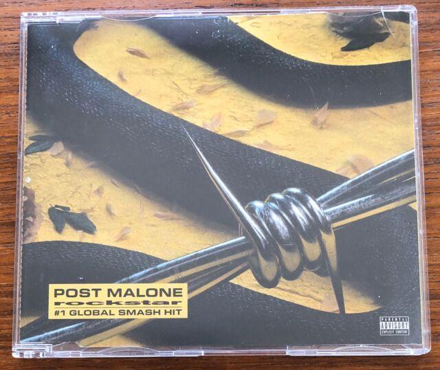 Post Malone Single: Post Malone Featuring 21 Savage Rockstar / I Fall Apart 2