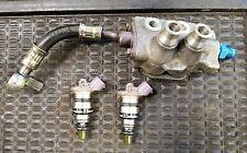 93, 94, 95 Mazda FD3S Rx7: 13b primary Fuel Rail w/Injectors (OEM + JDM)