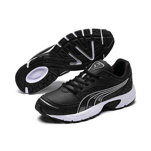 Details about Puma Axis Sl Men's Sneakers Shoes Black 368466 02