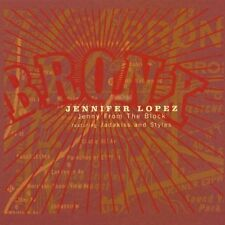 JENNIFER LOPEZ Jenny from the Block CD Single NEW SEALED