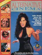 Alternative Cinema #2 A4 magazine Tempre Press Olaf Ittenbach Harry James Picard