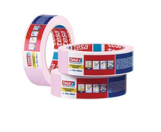 30x Tesa Präzisionskrepp® Sensitive 4333 PV1  30mm x 50m