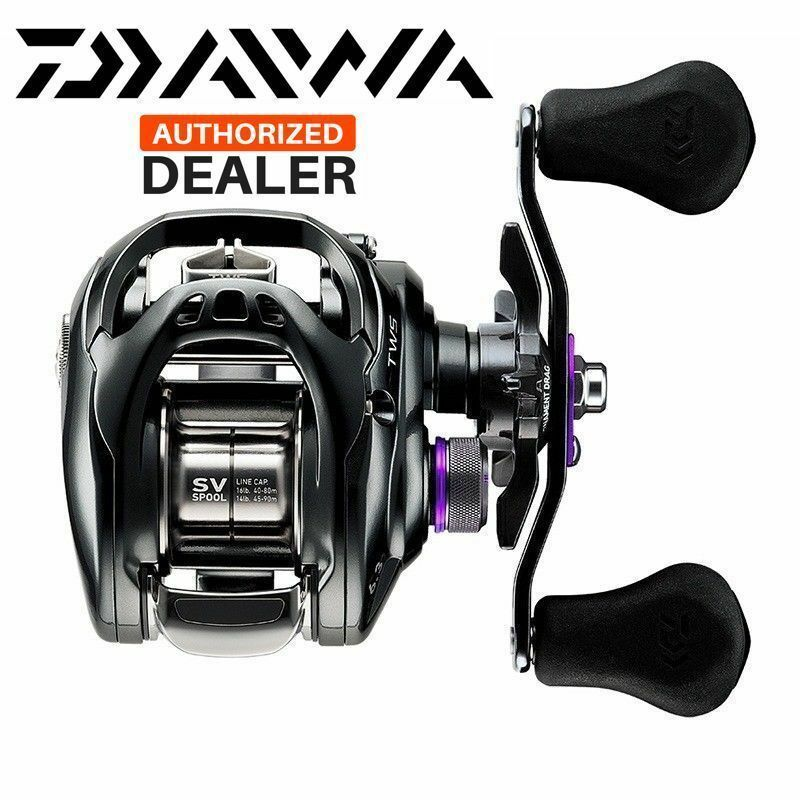 DAIWA TATULA TASV103XS Baitcast Fishing Reel RIGHT hand SV TW 103XS 8.1 1