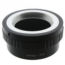 Adattatore m42 obiettivo Lens Screw Fujifilm Fuji FX X Mount x-pro1 x-e1 a1 x-t1 e2