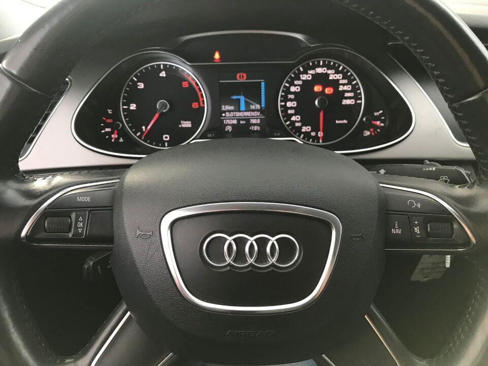 Audi A4 2,0 TDi 136 Diesel modelår 2013 km 175000