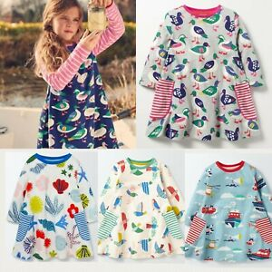 0907178377 NEW STOCK! Ex Mini Boden Hotchpotch Dresses / Tunics 2 3 4 5 6 7 8 9 ...