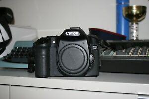 Fotocamera-Canon-EOS-40D-reflex-digitale-cf-card-4gb-50d-60d-19-800-scatti