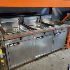 Triple Garland 70 lbs Large Fryers Canada Preview