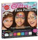 Glitter Face Painting by Editors of Klutz (Mixed media product, 2016)