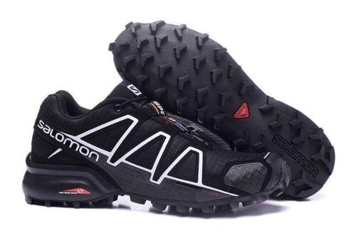 Neu Damen Salomon Speedcross 4 Laufen Sport Draussen Wandern Schuhe Größe 36-42